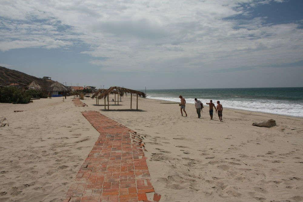 Punta Sal Beach, Punta Sal