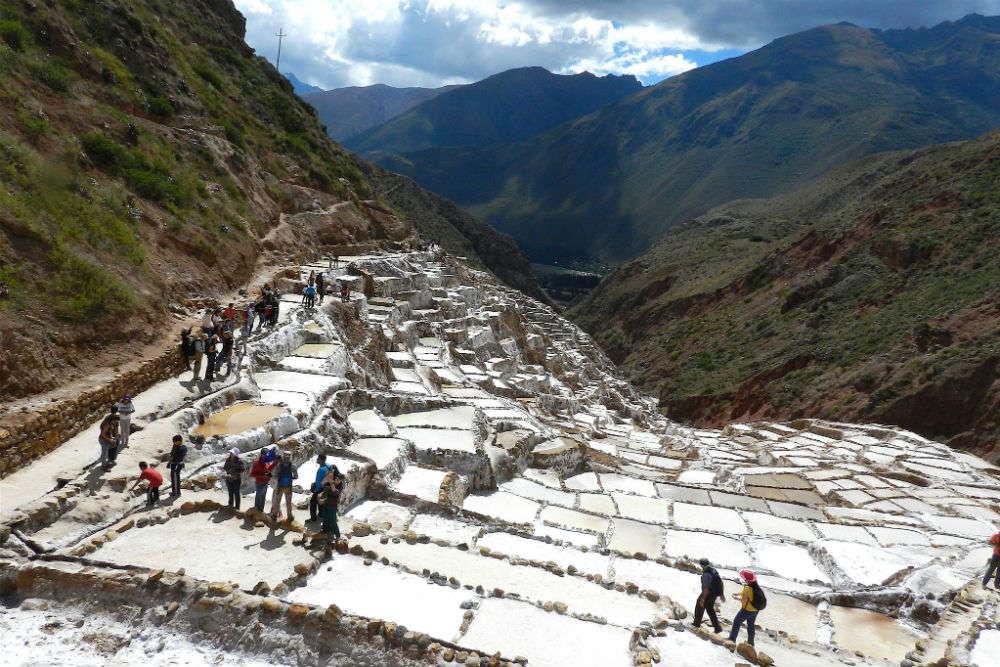 Salt Ponds of Maras, Cusco