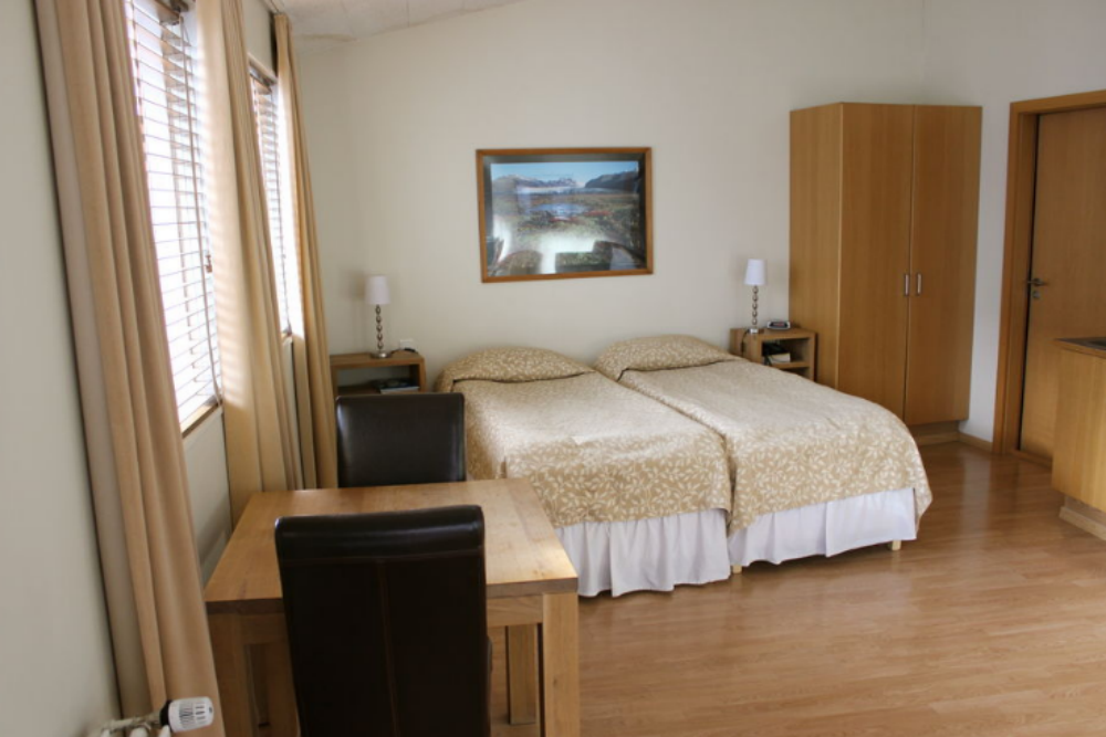 Hotels in Reykjavik that offer comfortable rooms at a budget