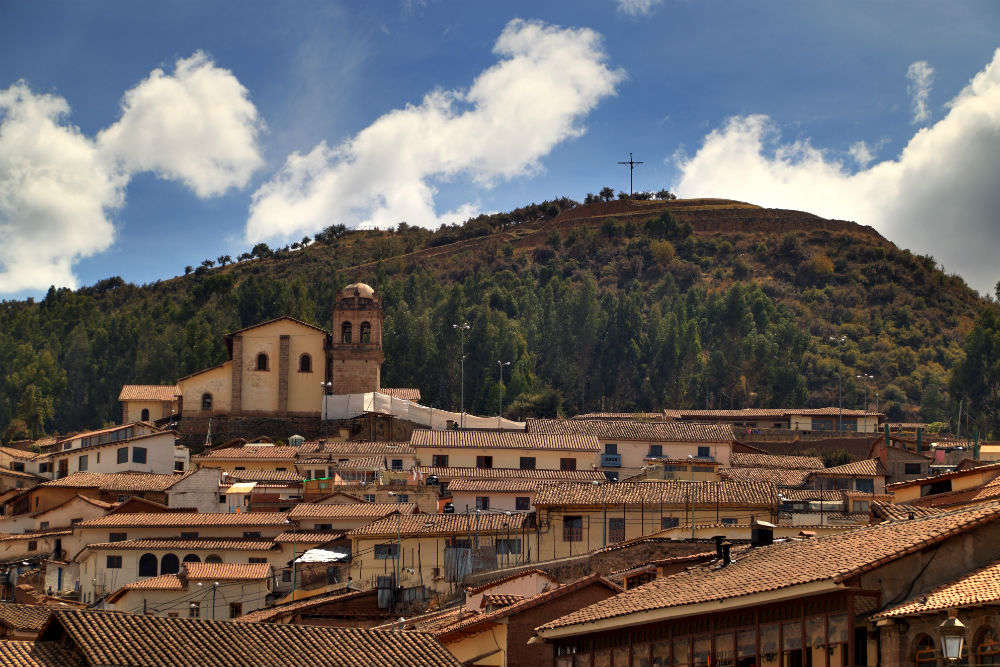 San Cristobal Church, Cusco