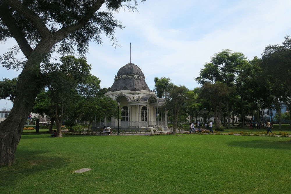 Park of the Exposition, Lima