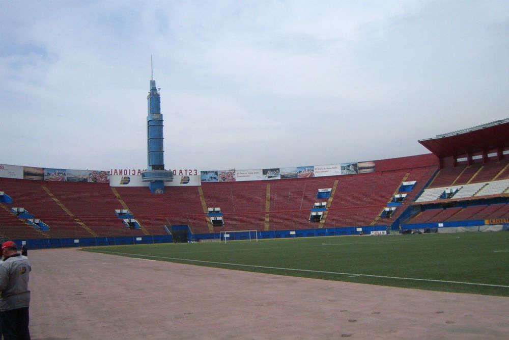 National Stadium, Lima
