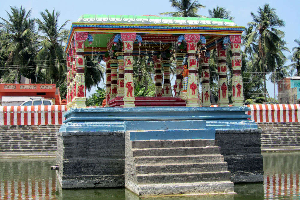 Go to the Sugreevar Temple