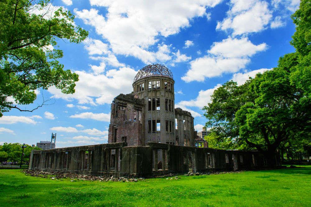48 hours in Hiroshima