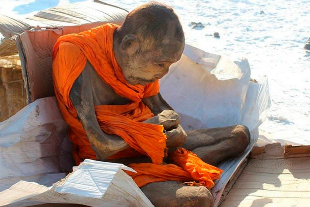 Mysterious mummies that shook the world—Buddhist monk in eternal meditation & more