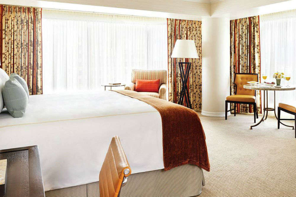 Extraordinary vacations: luxury stays in Vancouver