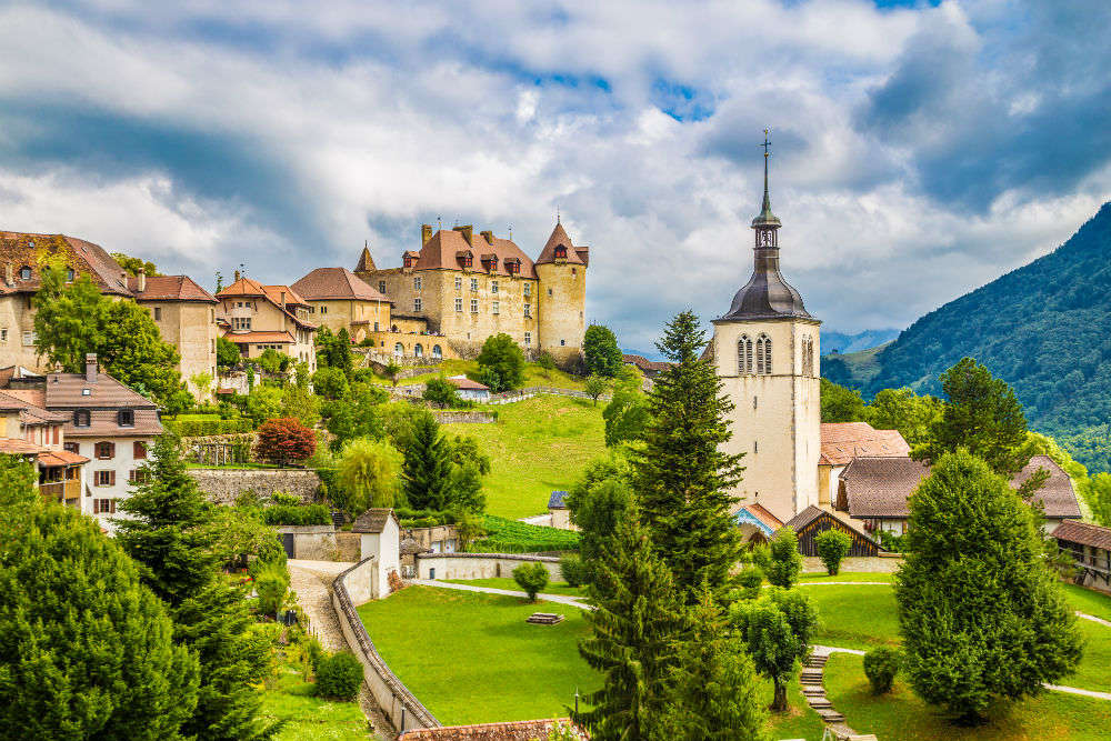 Top 7 unmissable day trips from Bern