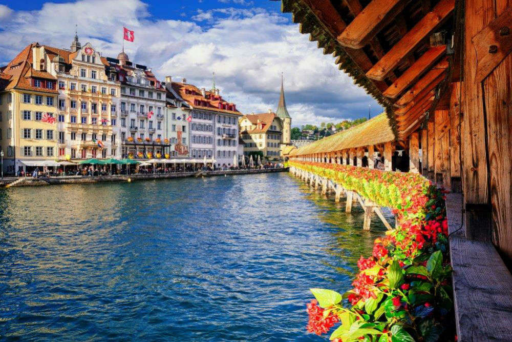 24 hours in Lucerne