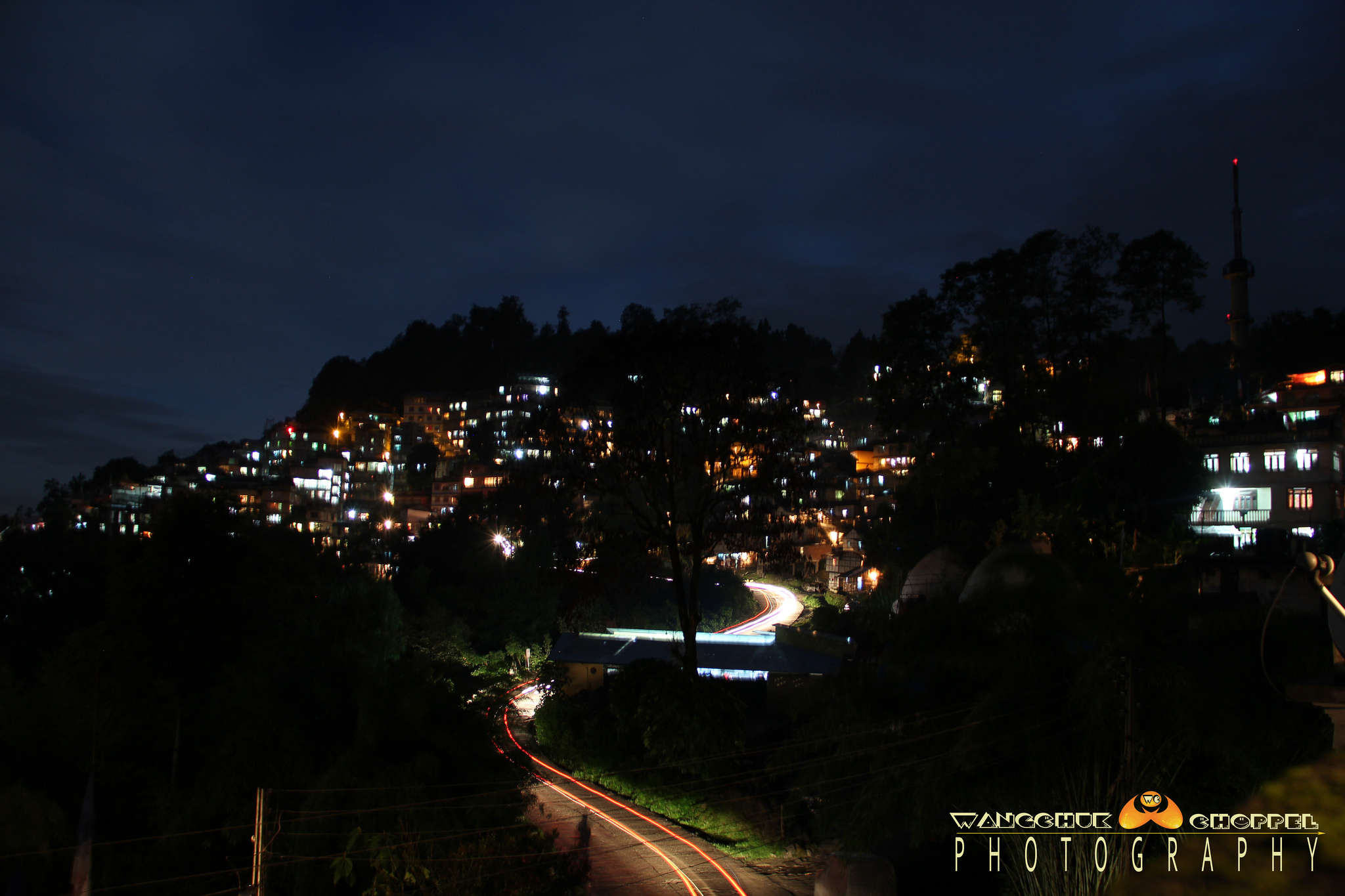 How to reach Gangtok