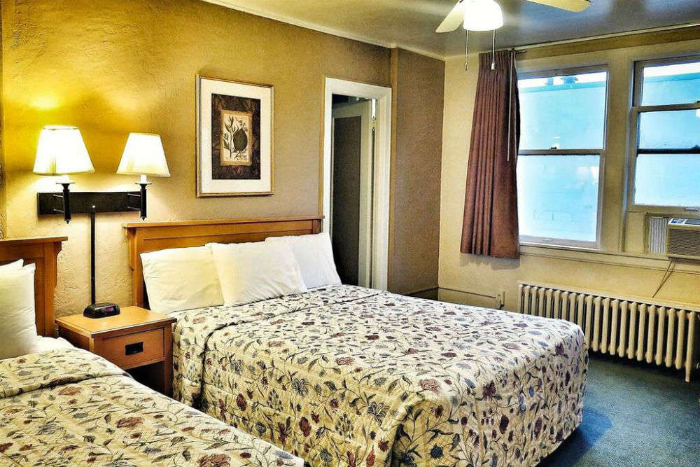 Hotels in Seattle that offer rooms at a budget