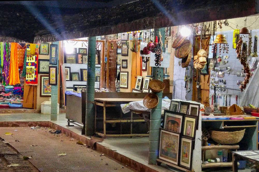 Bhubaneswar—a shopaholic's delight