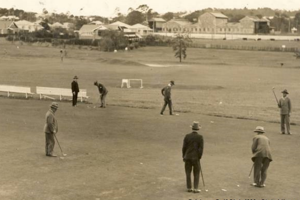 Golf Heritage Society Museum