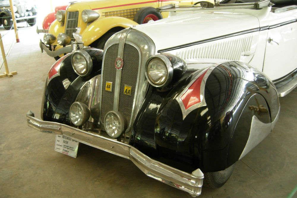 Vintage Car Museum aka Auto World