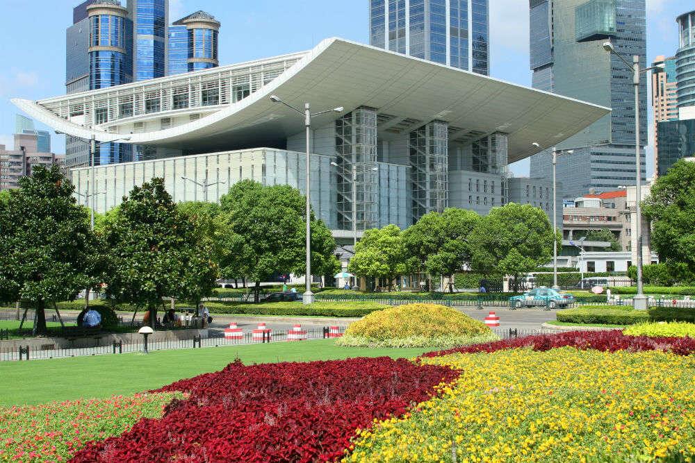 Shanghai Theater
