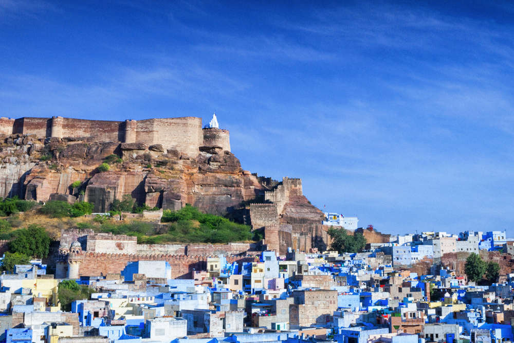 A journey to the blue city of Jodhpur