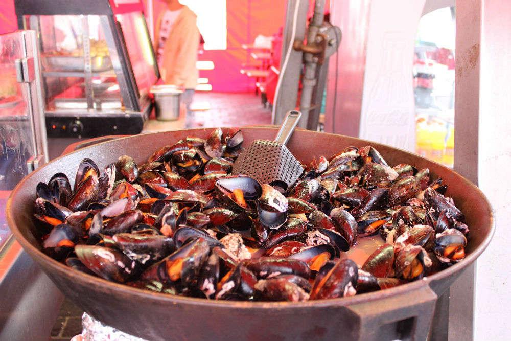 Torget Fish Market