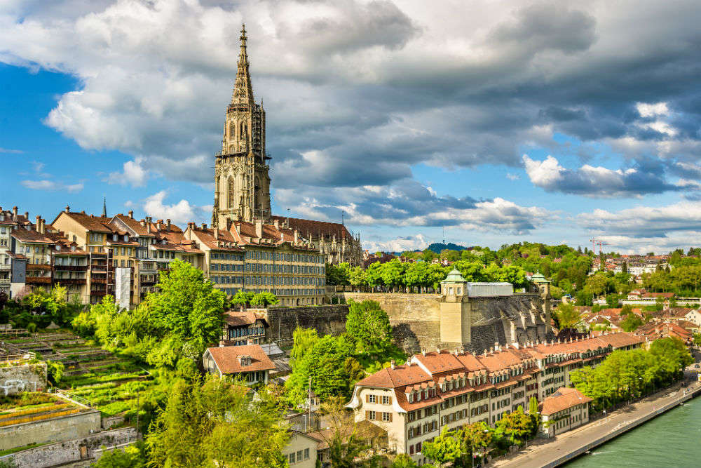 Bern for the first timer—top sights