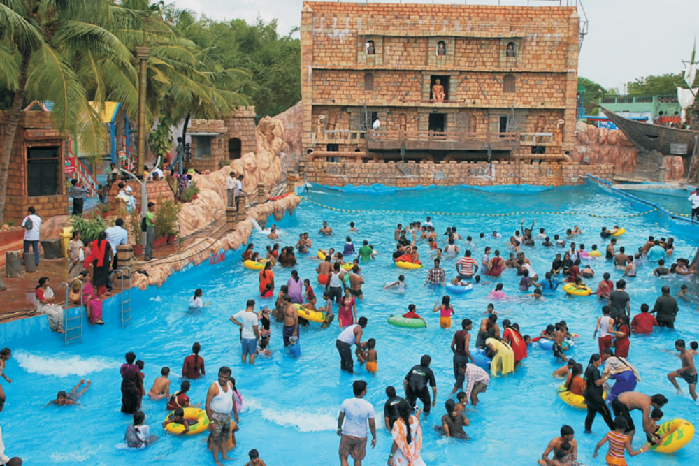 Water parks in Chennai every traveller would love to visit
