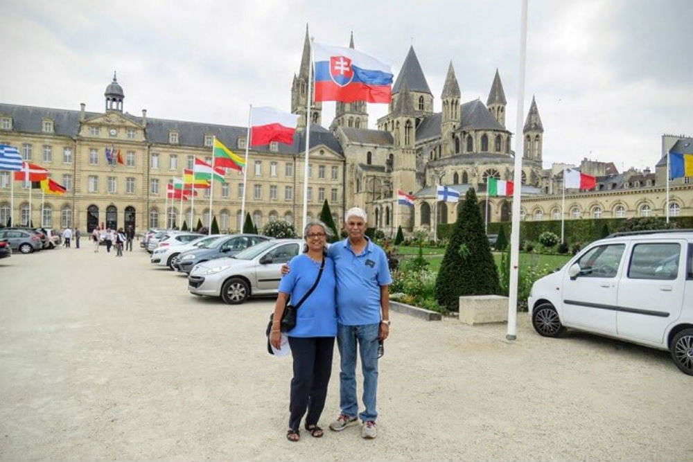 52 countries in 8 months—this retired couple is in no mood to quit!