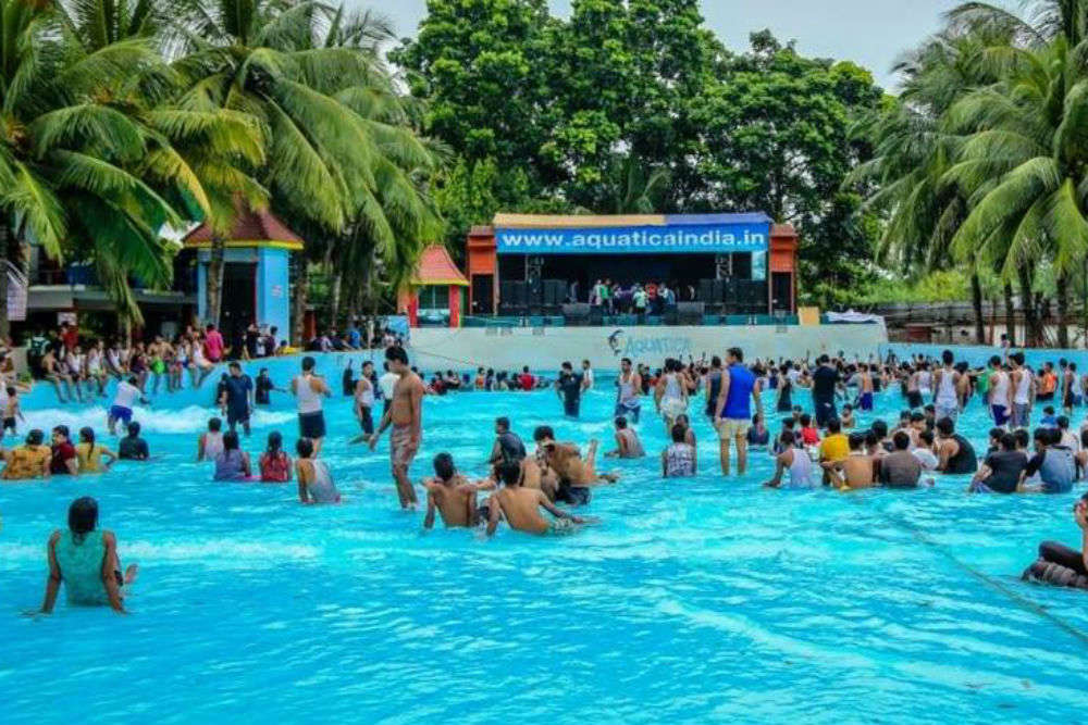 Aquatica Amusement Park