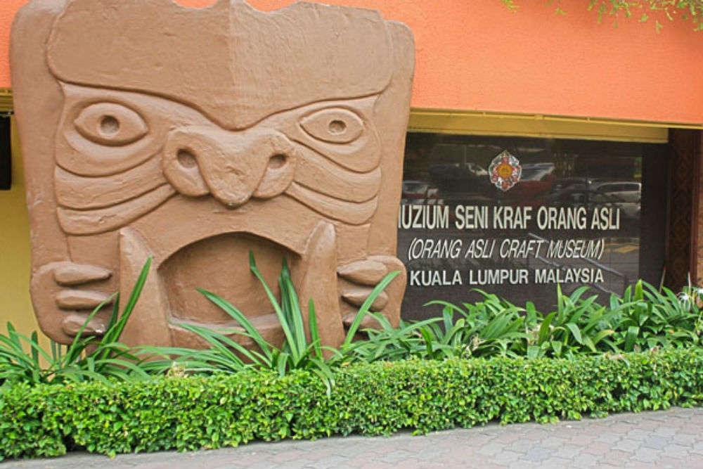 Orang Asli Crafts Museum
