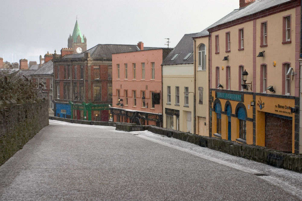 The Walled City of Derry
