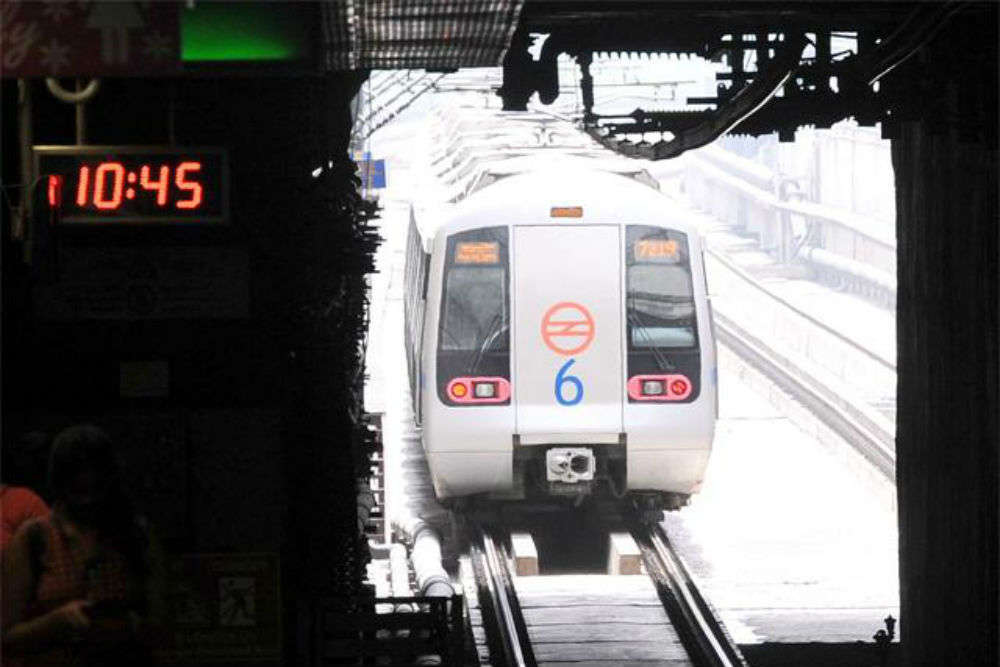 Coming this September: Delhi Metro's longest line aka the Pink Line; will have 39 stations