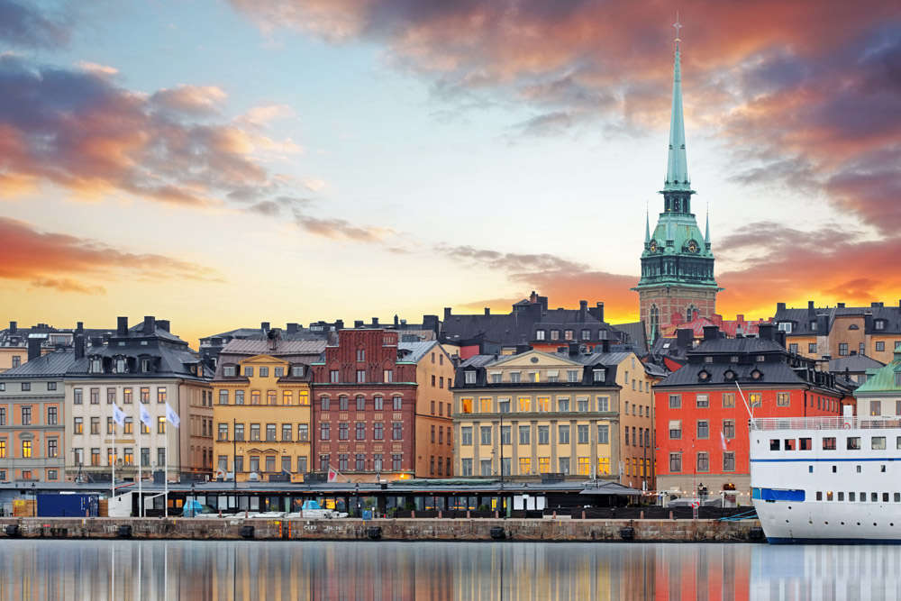Glimpses of Stockholm