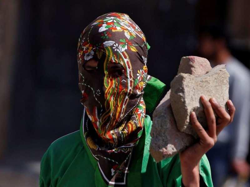 Kashmir Azadi Pakistani Saudi Channels Beam Into