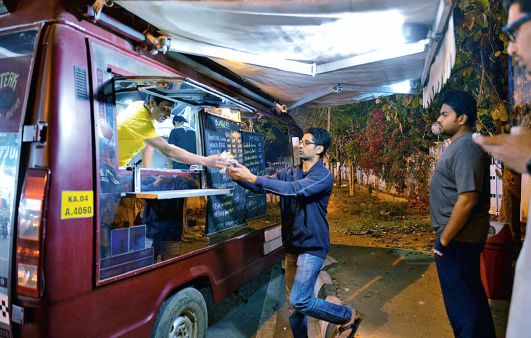 Food TrucK How Trucks Found A New Route To Profit