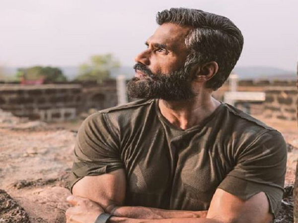 suniel shetty: I am teetotaller and I don't use any protein shakes,  steroids or supplements, says Suniel Shetty - Times of India