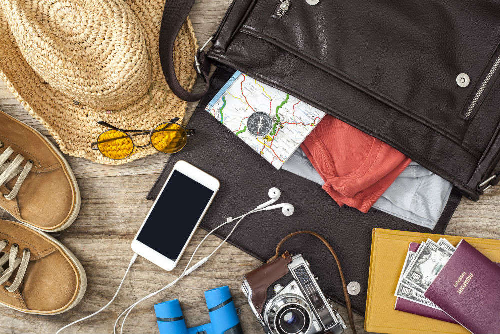 Must-Carry things if you are travelling in India during summer