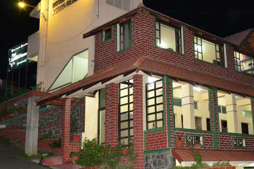 Hotel Abban Residency