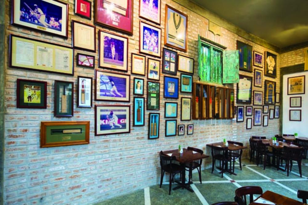 Cricket Club Café