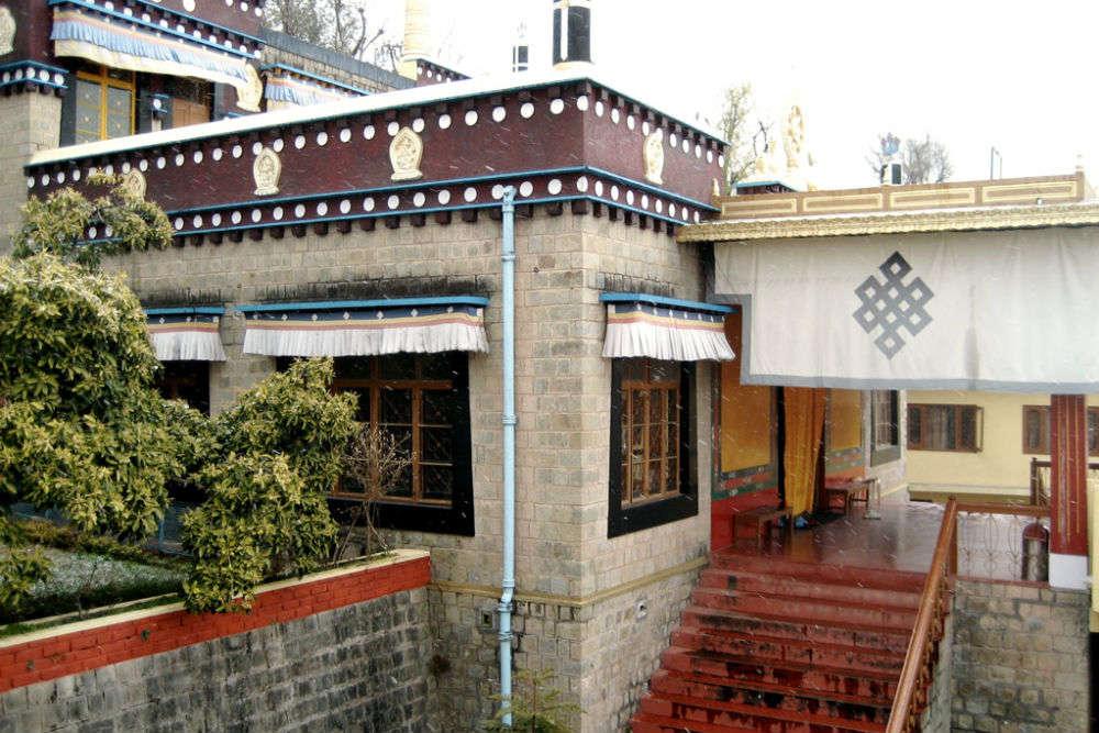 Finding moksha at the Namgyal Monastery