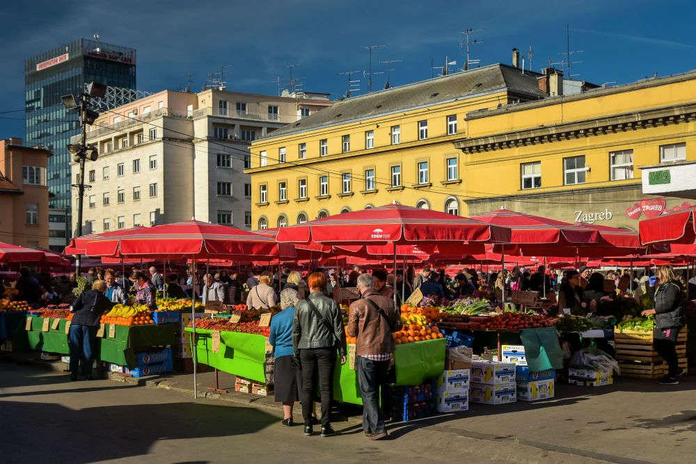 Dolac Markets