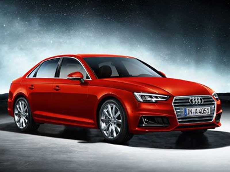 GST Effect Audi Slashes Prices By Rs Lakh For Limited Offer - Audi car 10 lakh
