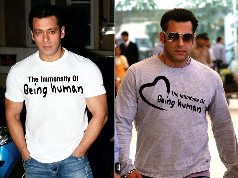 Humanitarian: Rebranding 'Being Human' | India News - Times