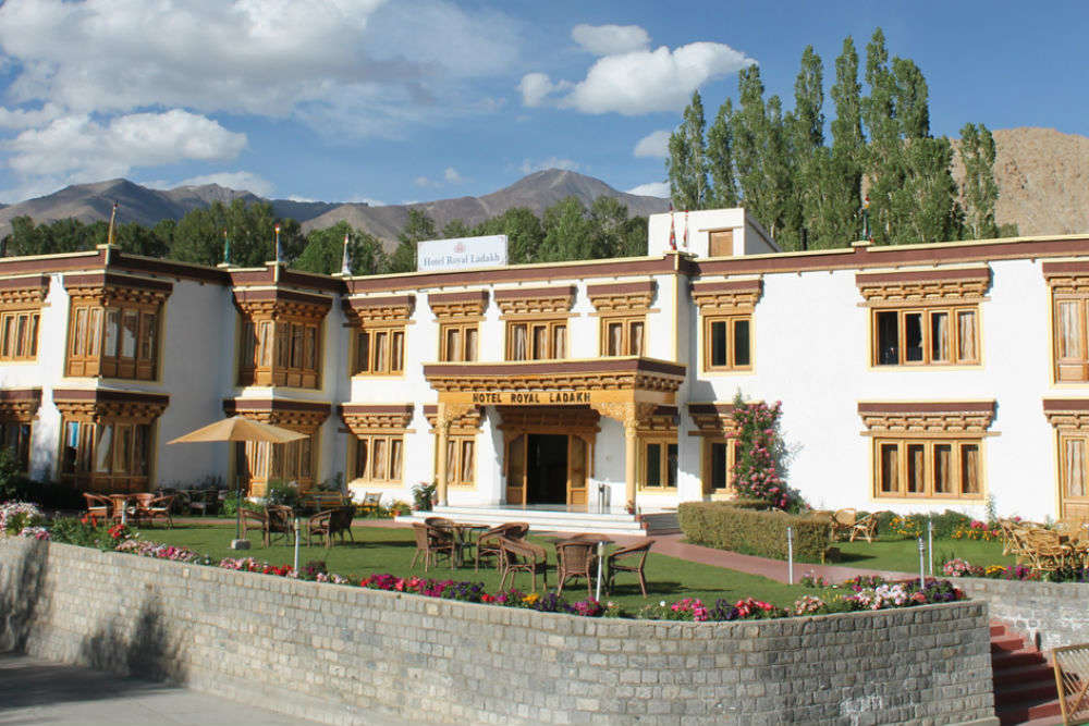 Your firsthand guide to the best mid-range hotels in Leh and Ladakh