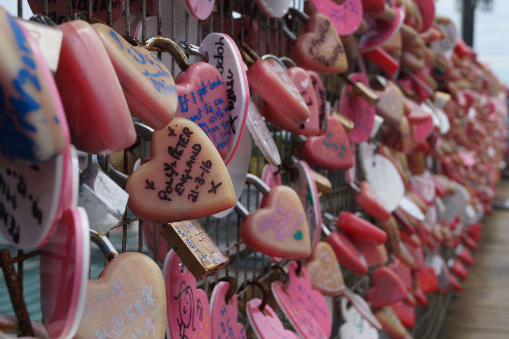 Penang Love Bridge