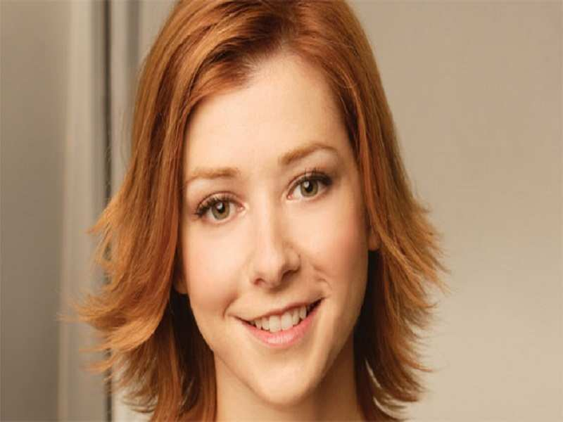 Alyson hannigan facial 2
