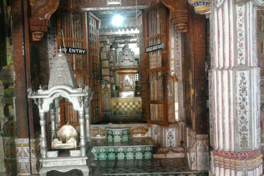 The Bhandasar Jain Temple