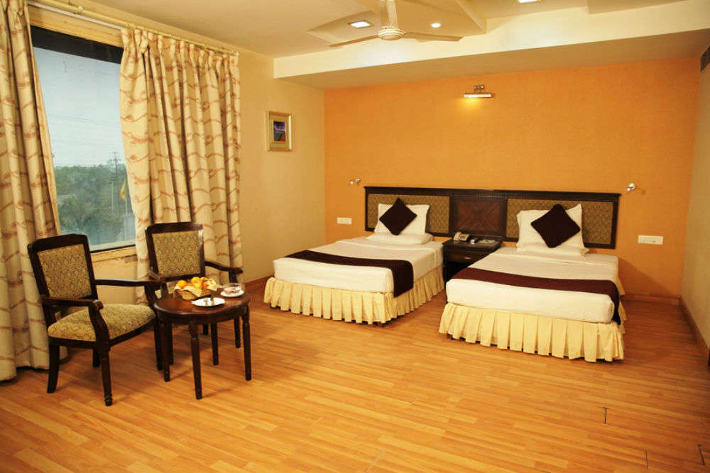 Hotels in Gwalior – the city of royalty