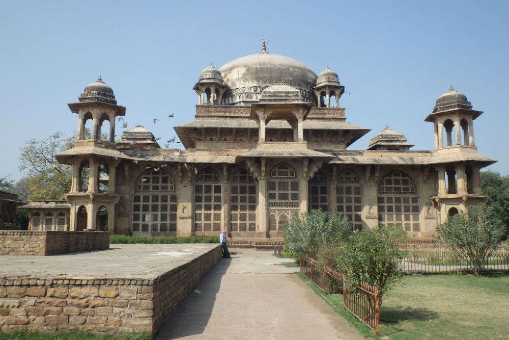 Tomb of Ghaus Mohammed