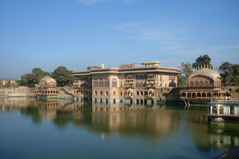 Deeg Water Palace