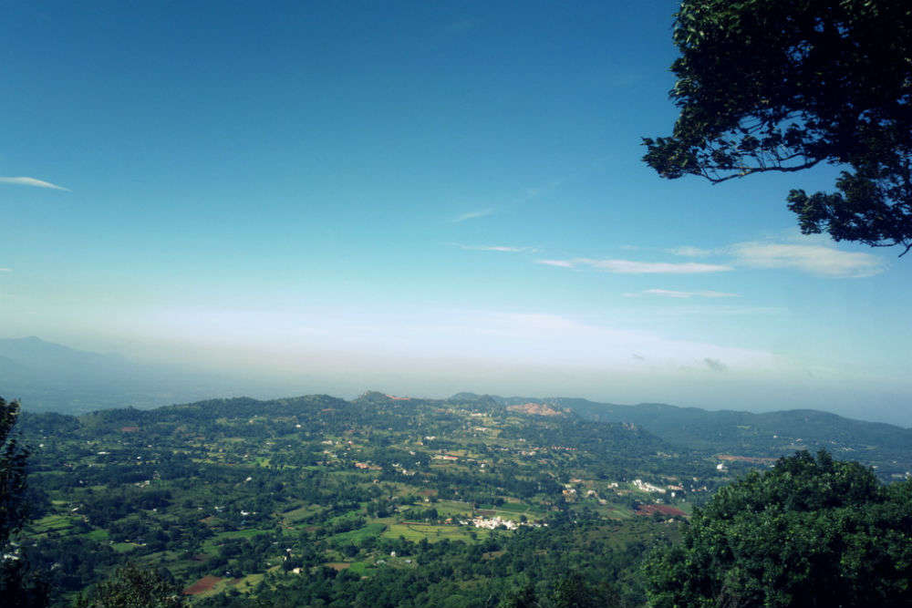 In the lap of nature – places in Yelagiri