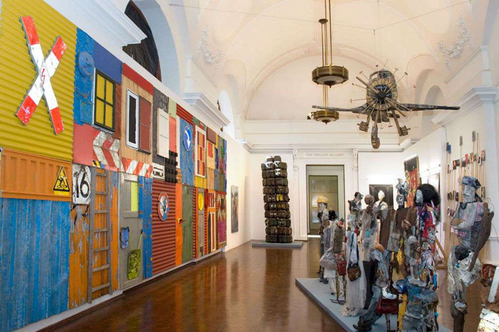 Best museums and art galleries in Johannesburg