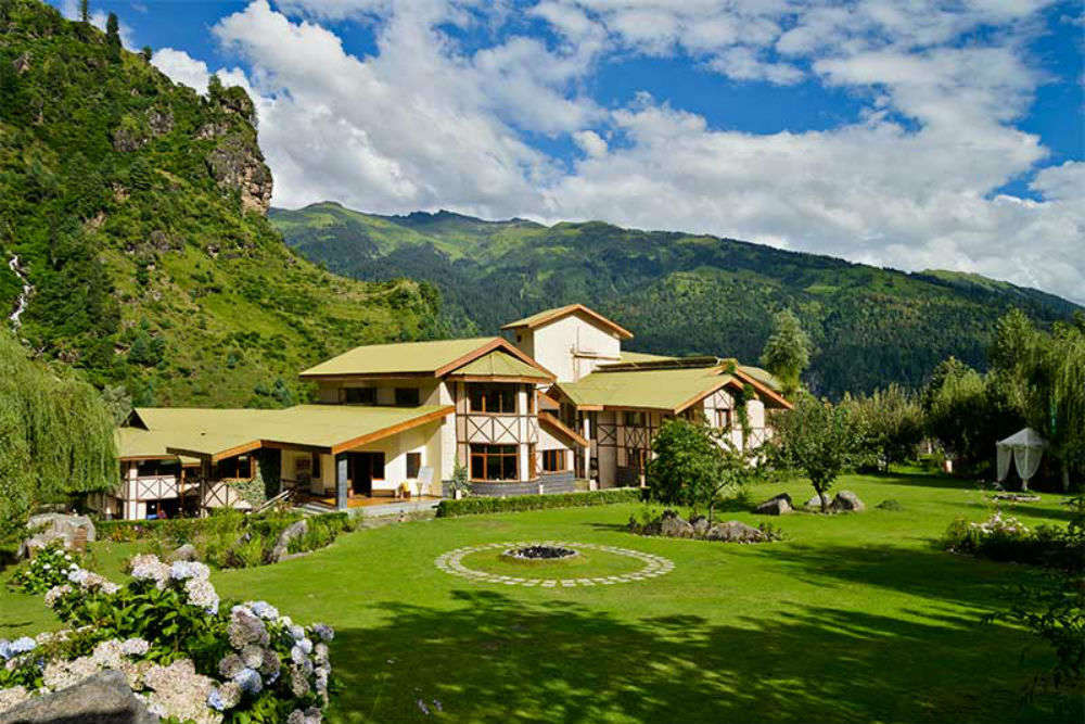 Resorts in Manali that promise an amazing stay amidst the hills