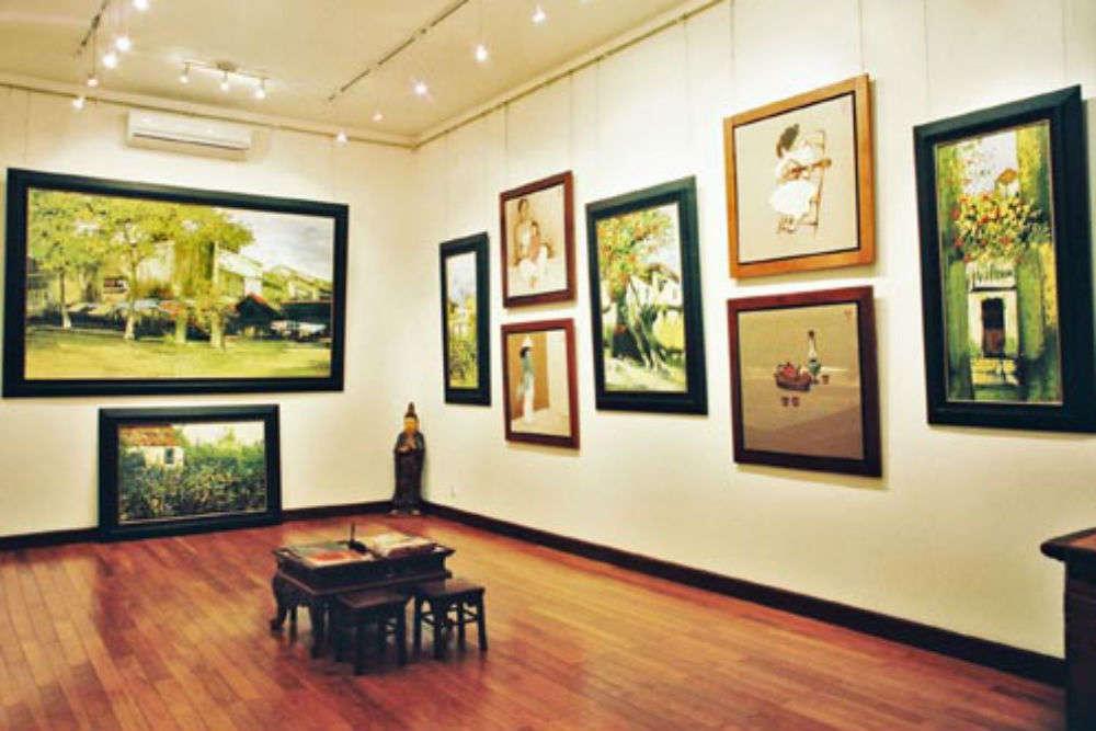 Thang Long Art Gallery