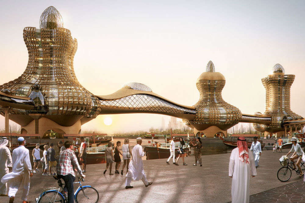 These Dubai Expo 2020 projects are the MOST monumental things we've heard of!